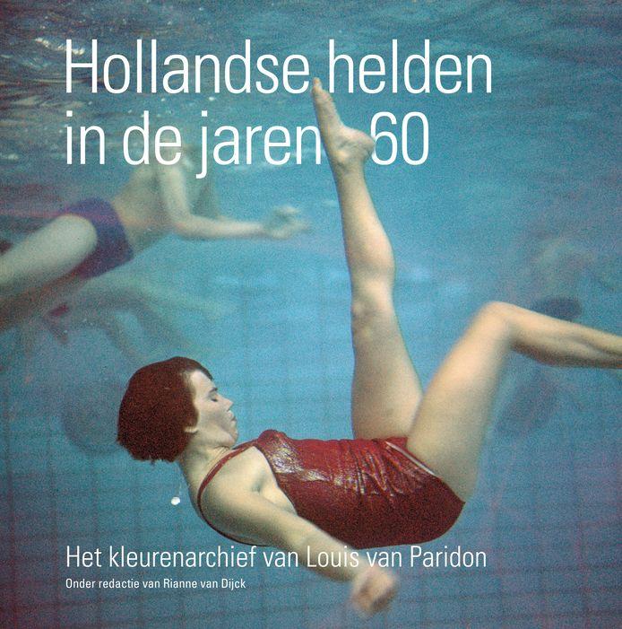 De omslag van het fotoboek met werk van Louis van Paridon.