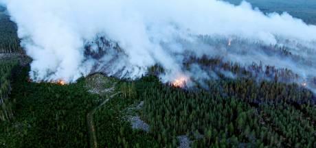 La Finlande en proie à son plus grand feu de forêt depuis 50 ans