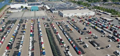 Scania stopt noodgedwongen met productie in Zwolle en Meppel: tekort aan computerchips