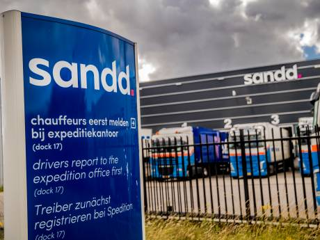 Medische post raakt zoek bij postbedrijf Sandd uit Apeldoorn
