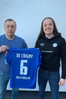 Tine De Caigny quittera le Sporting d'Anderlecht pour Hoffenheim