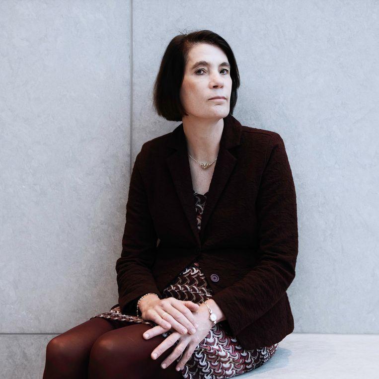 Dineke de Groot maakte in 2012 op relatief jonge leeftijd haar entree bij de Hoge Raad, eerst als raadsheer en na zes jaar als vicepresident.  Beeld Kiki Groot