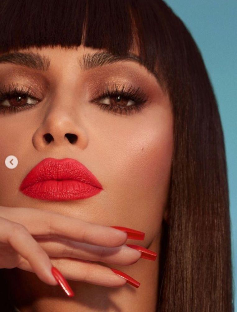 Deze foto zorgt voor twijfels: is het Kim Kardashian of toch Beyoncé?