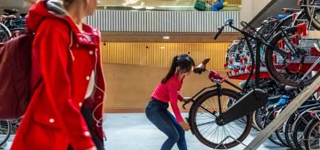 Hoe je je fiets terugvindt in de Utrechtse megastalling (en 7 andere feitjes)