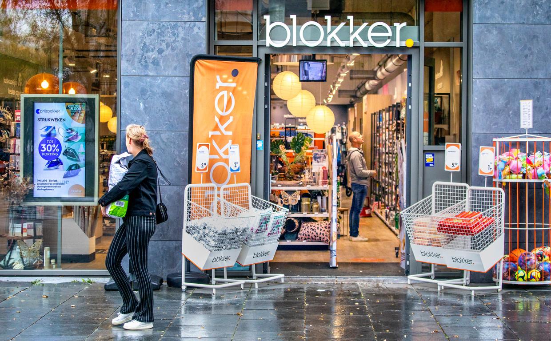 Een Blokker-vestiging in de Utrechtse wijk Leidsche Rijn. Beeld Raymond Rutting / de Volkskrant