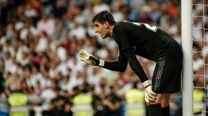"Courtois duidelijk over keeperskwestie: ""Er is geen beurtrol bij Real Madrid"""