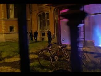 """Politie op verkeerde been door lichtinstallatie en denkbeeldig feestje in KASK: """"Tof dat ze inspelen op actualiteit"""""""