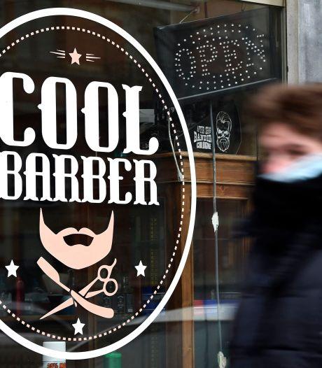 Les barbiers rouvriront aussi samedi mais ils ne pourront pas tailler de barbe