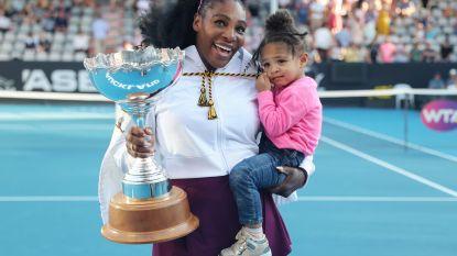 Serena Williams wint in Auckland eerste titel sinds Australian Open 2017, Pliskova opnieuw de beste in Brisbane