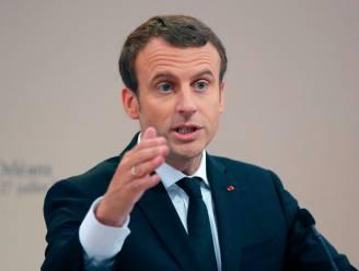 """""""Rusland probeerde Macron te bespioneren via Facebook"""""""