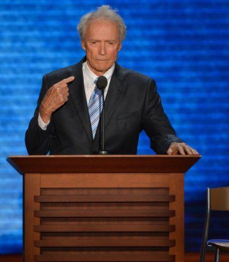 Clint Eastwood fustige Obama à la convention républicaine