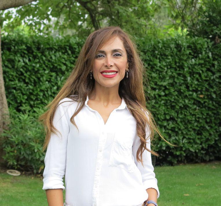 Darya Safai. Beeld rv