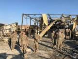 Toch Amerikaanse militairen gewond bij Iraanse raketaanval