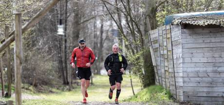 Coronaproof hardlopen in bossen Montferland: 'Lekker de accu weer opladen'