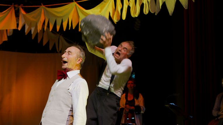 Circus Charms Beeld Hans Hijmering