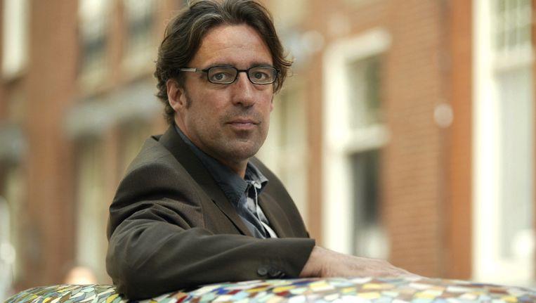 Joost Zwagerman in 2003. Beeld anp