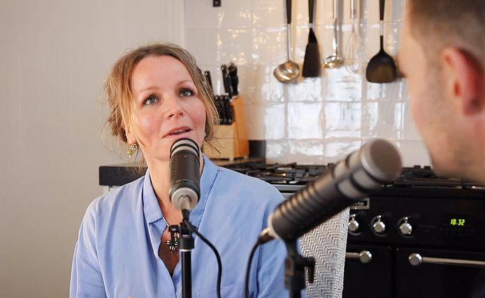 Huisarts Elke de Klerk in de podcast van Lange Frans