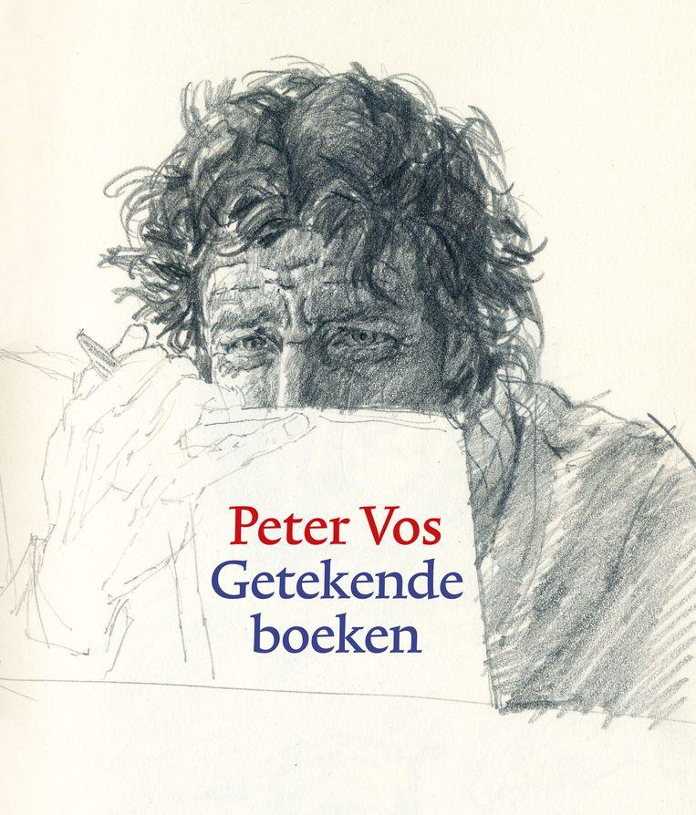 Getekende boeken - Peter Vos. Beeld Peter Vos