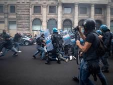 Italiaanse rellen afgelopen weekend blijken zorgvuldig voorbereide aanvallen
