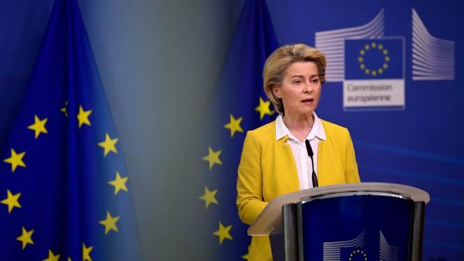 Kritiek op von der Leyen na protocollaire slordigheid in brief aan Oekraïens president