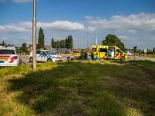 Motorrijder zwaargewond bij ongeluk in Doesburg