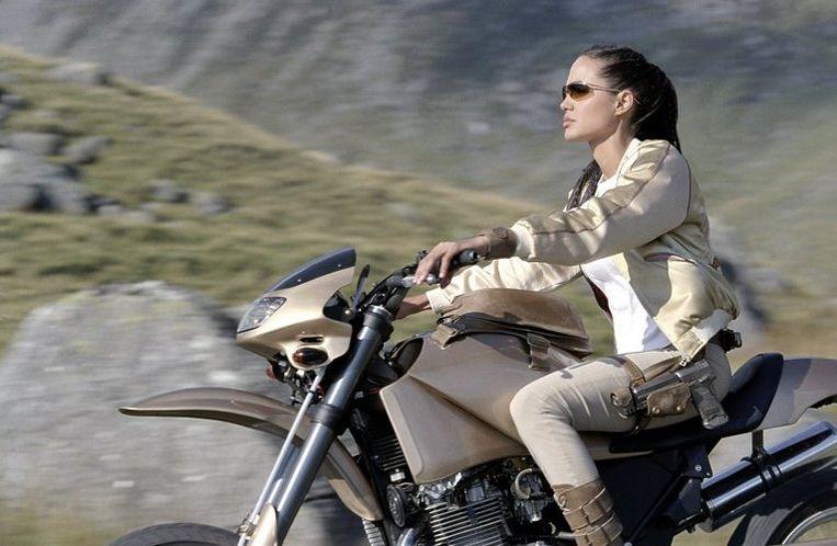 In de eerste twee films speelde Angelina Jolie (foto) de hoofdrol. Of zij dat weer doet, is nu nog maar de vraag. Beeld