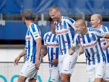 'Spits die niet kon koppen' loodst Heerenveen met het hoofd naar derde plaats