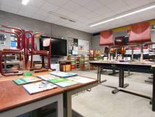 Al dertig klassen uit de regio in quarantaine sinds het begin van het nieuwe schooljaar