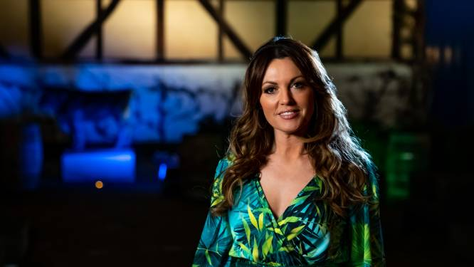Belle Perez schittert vanavond in 'Beste Zangers', het Nederlandse zusje van 'Liefde voor Muziek'
