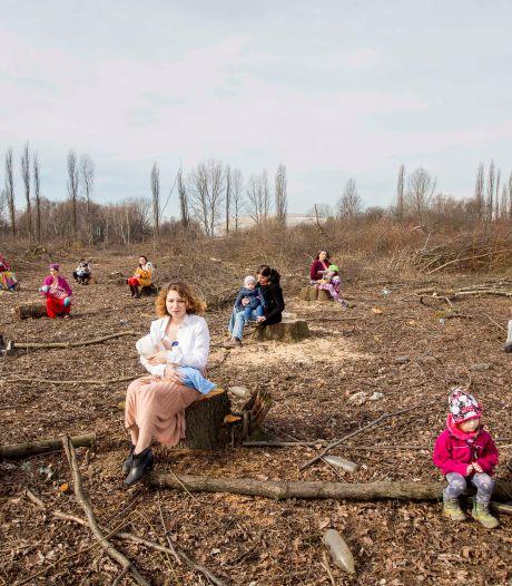 Rettet den Wald: kunstenaars op de bres voor de bomen
