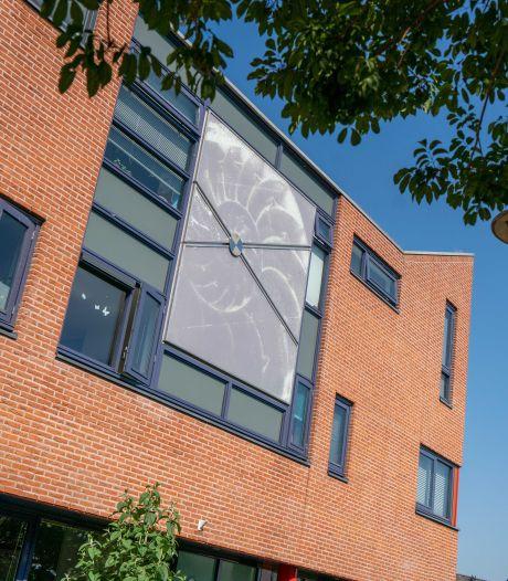 Nautilusslak inspireerde Montse Hernàndez i Sala voor Glazen Paneel in Lent