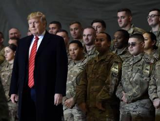 """Trump eist aftreden Biden om situatie in Afghanistan: """"Een van de grootste nederlagen in de Amerikaanse geschiedenis"""""""