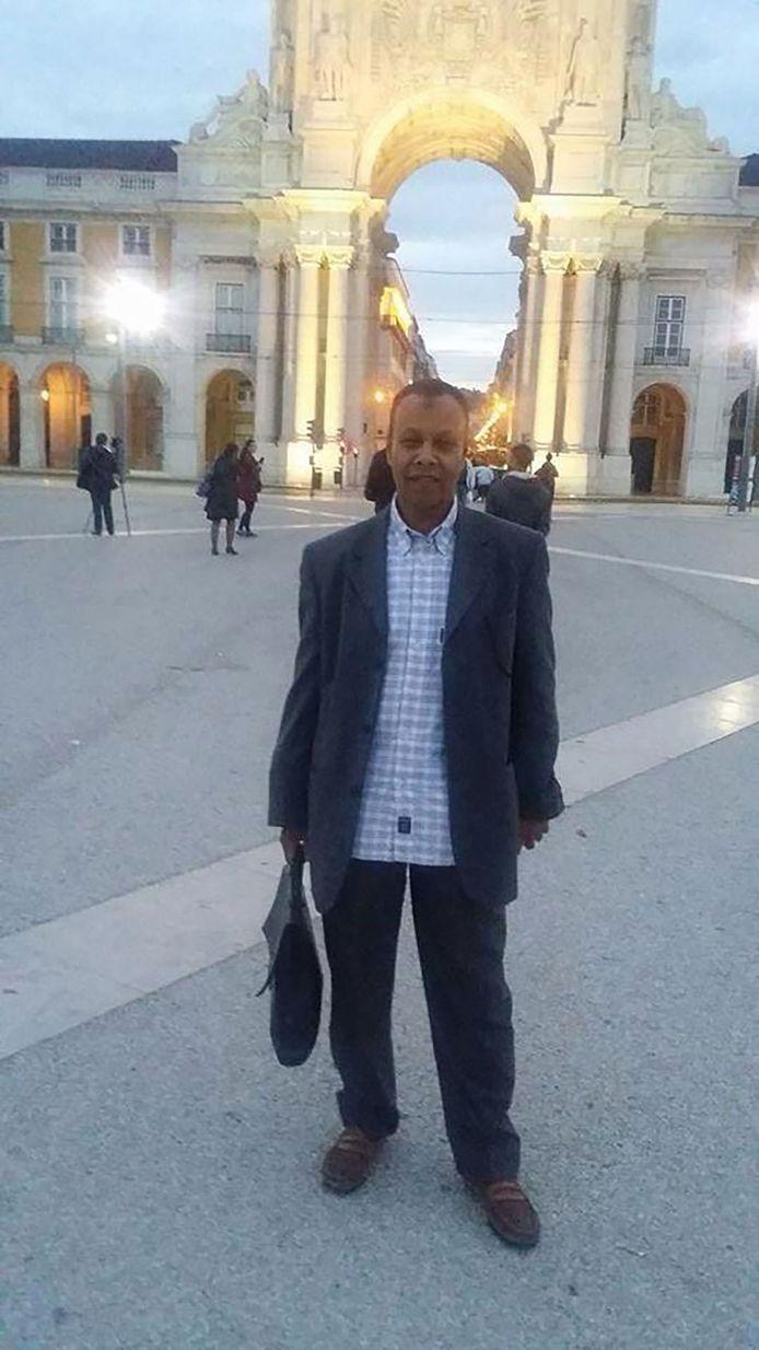 Abdesselam Tazi, financier van IS-aanslagen.