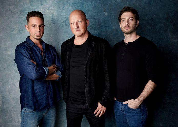 Wade Robson, regisseur Dan Reed en James Safechuck
