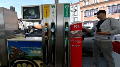 Benzineprijs morgen omhoog