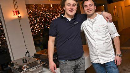 Jonge ondernemers zetten familietraditie opzij en organiseren kerstfeest voor dak- en thuislozen