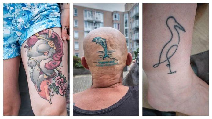 Ere van ouders tattoo ter Get Inked!