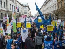 Grève générale sur fond de crise politique en Slovénie