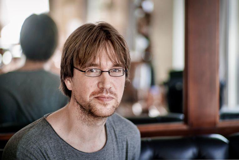 Andreas Tirez / © Eric de Mildt. All rights reserved. Beeld Eric de Mildt