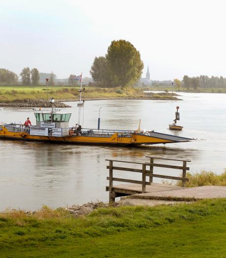 IJssel tussen Arnhem en Giesbeek wordt beter bevaarbaar bij laagwater