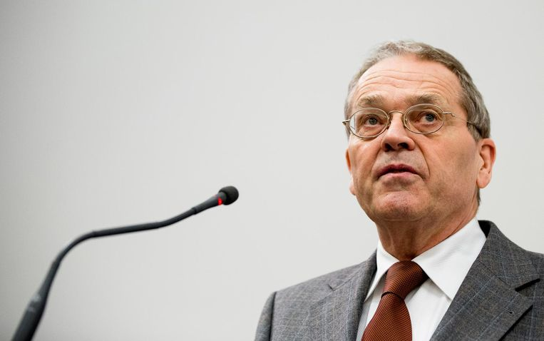 Voormalig ombudsman Alex Brenninkmeijer is de voorzitter van een tweede ambtelijke commissie. Dat wekt verwachtingen, gezien zijn bijtende kritiek na de kindertoeslagaffaire, op een overheid die de eigen bevolking niet ziet staan Beeld anp