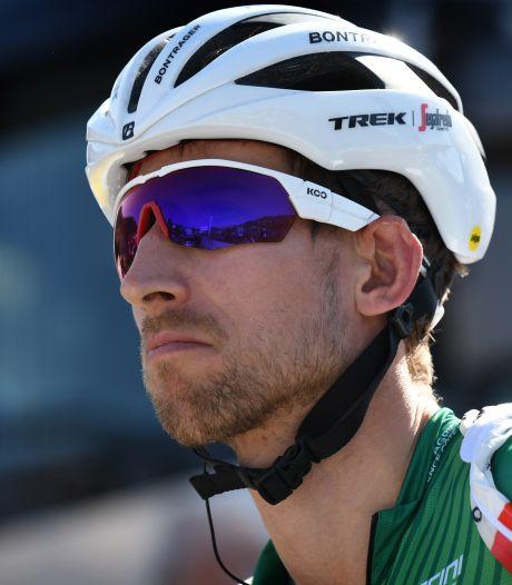 Mollema eindigt als derde in Tour des Alpes en ziet ploeggenoot winnen