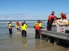 Politie test nieuwe methode uit Urk om vermisten langs Noordzeekust te vinden