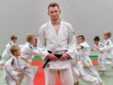 Joris van Lankveld studeert en geeft judoles: 'Je krijgt er pit van'