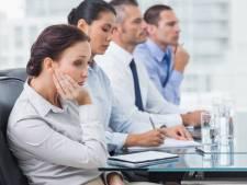 'De meeste vergaderingen zijn een regelrechte aanslag op de menselijke ziel'