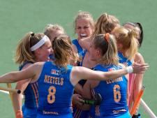 Hockeysters verslaan België en treffen Duitsland in EK-finale