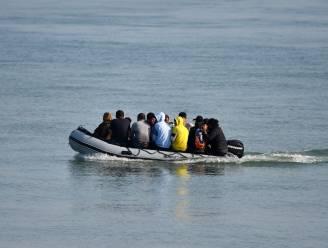 Frankrijk redt 78 migranten op Kanaal