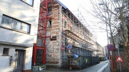 De Gasthuismolenstraat en de Beggaardenstraat worden vier jaar afgesloten voor het verkeer