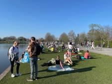 Persoon wordt aangevallen met mes en raakt lichtgewond in Utrechtse Griftpark