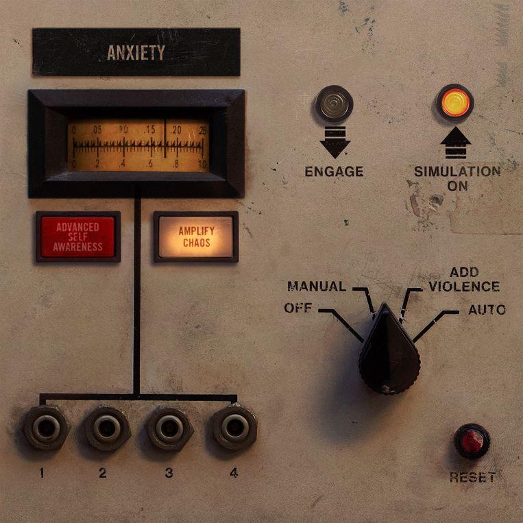 'Add Violence' van Nine Inch Nails Beeld RV